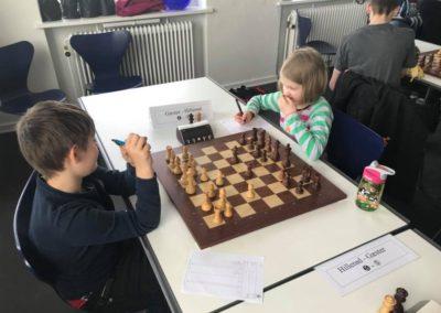 Juniorskak i Hillerød skakklub
